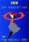YES Live In Buenos Aires, Argentina 02.01.1985