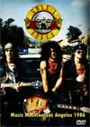 GUNS N' ROSES Music Machine, Los Angeles 1986
