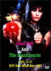 JOAN JETT & THE BLACKHEARTS MTV New Year Eve, New York 12.31.198