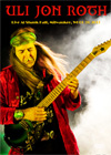 ULI JON ROTH Live At Shank Hall, Milwaukee, WI 01.31.2013