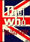 THE WHO Live in Toronto Canada 1982