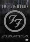 FOO FIGHTERS Live on Letterman New York's Ed Sullivan Theater 04