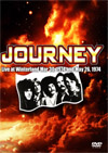 JOURNEY Live At The Winterland Ballroom, San Francisco, CA 03.30