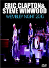 ERIC CLAPTON & STEVE WINWOOD Live At The Wembley Arena, London 0