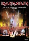 IRON MAIDEN Live At The The Spectrum, Philadelphia, PA 01.13.198