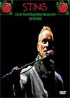 STING Live At The St Regis Hotel, Mexico City 05.10.2010