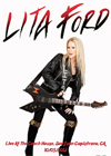 LITA FORD Live At The Coach House, San Juan Capistrano, CA 10.05