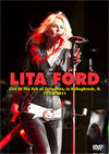 LITA FORD Live At The Tailgaters, in Bolingbrook, IL 11.18.2011