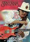 SANTANA Live At The New Orleans Jazz Festival 2014