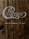 CHICAGO Live In Houston, TX 10.13.1977