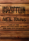 LED ZEPPELIN & NEIL YOUNG Live At The Rock And Roll Hall Of Fame
