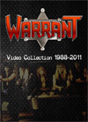 WARRANT Video Collection 1988-2011