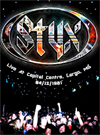 STYX Live At Capital Centre, Largo, MD 04.13.1981