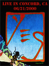 YES Live In Concord, CA 06.21.2000