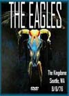 EAGLES THE KINGDOME SEATTLE,WA 8.6.1976