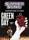 GREEN DAY SUMMER SONIC 8.7.2004