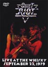 QUIET RIOT (RANDY RHOADS) LIVE AT THE WHISKY SEPTEMBER 22,1979