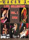 RACER X LIVE COLLECTION VOL.1 1986