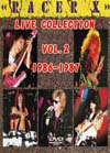 RACER X LIVE COLLECTION VOL.2 1986-1987