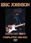 ERIC JOHNSON AUSTIN CITY LIMITS COMPILATION 1984-2001