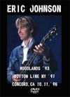 ERIC JOHNSON WOODLANDS '93 BOTTOM LINE NY '91 CONCORD,CA 10.11.'