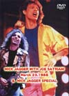 MICK JAGGER WITH JOE SATRIANI March 23,1988 &  MICK JAGGER SPECI