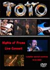 TOTO Nights of Proms Live Concert Lukather several countries 94