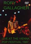 RORY GALLAGHER LIVE AT THE VIENNA POP FESTIVAL 1987