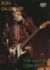 RORY GALLAGHER THE LAST TV CONCERT