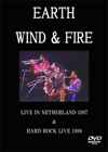 EARTH WIND & FIRE LIVE IN NETHERLAND 1997 & HARD ROCK LIVE 1998