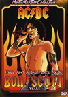 AC/DC HELL AINT A BAD PLACE TO BE THE BON SCOTT YEARS