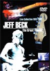 JEFF BECK The Great Thumb Live Collection 1983-2001