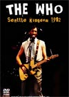 THE WHO Live In Seattle Kingdome, Seattle, WA 10.20.1982