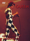 QUEEN NEWS OF THE WORLD TOUR HOUSTON 1977