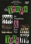 VARIOUS ARTISTS THE TEMPTATIONS & FOUR TOPS LIVE